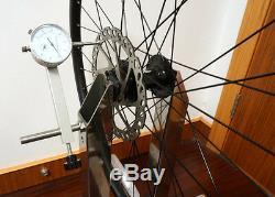 Bike Wheel Repair Truing Stand Platform Set up Mechanic Maintenance Tool Pro