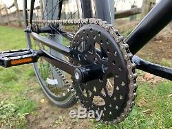 Brand New Single Speed/Fixed Gear Flip Flop Hub Black Road Bicycle