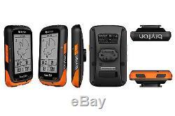 Bryton Rider 530E Wireless GPS / Bicycle Bike Cycling Computer & Extension Mount