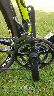 Cannondale Synapse Carbon Ultegra Disc 58cm Good Condition