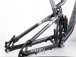Cannondale Trigger 4 Full Suspension MTB Bike Bicycle Alloy Frame 29 S FOX DYAD