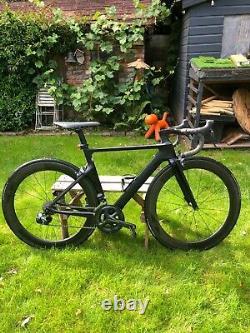 Canyon Aeroad CF SLX 8.0 Road Bike Ultegra Di2 Reynolds Wheelset Carbon