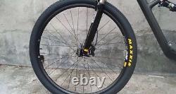 Carbon Fiber Mountain Bike Full Suspension