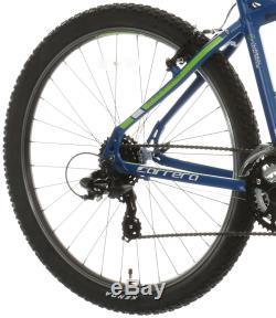 Carrera Valour Mens MTB Mountain Bike 24 Speed Shimano Gears 27.5 Inch Wheels