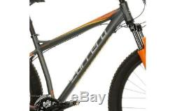 Carrera Vendetta Mens Mountain Bike Aluminium Frame Front Suspension Disc Brakes