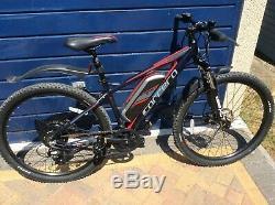 Carrera vengeance e spec electric mountain bike