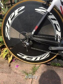 Cervelo p3 Time Trial Bike Tt Triathlon Race 51cm Zipp Speed Weaponry Tri