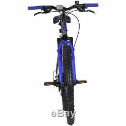 Cross FXT500 Front Suspension 26 Inch Mens Grey/Blue