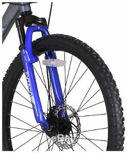 Cross FXT500 Front Suspension 26 Inch Mens Grey/Blue