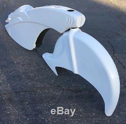 Custom Fiberglass 26 bicycle body kit lowrider adult size cruiser paperboy