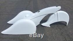 Custom Fiberglass 26 bicycle body kit trike lowrider adult cruiser metermaid