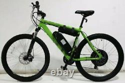 Customised Apollo Valier electric e-bike 48v 1500w, 13Ah Lithium35mph 27.5