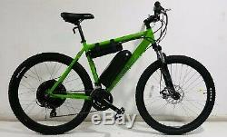 Customised Apollo Valier electric e-bike 48v 1500w, 17.5Ah Lithium35mph 27.5