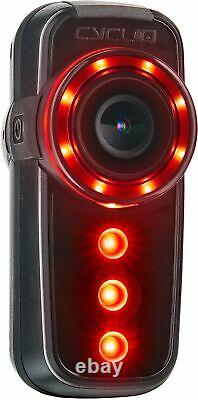 Cycliq Fly6 CE HD Camera/Rear Bike Light 100 lm
