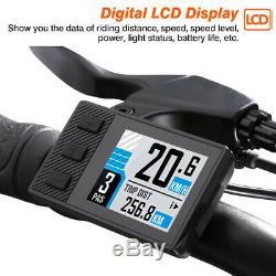 DOHIKER Folding Electric Bike Power Assist Bicycle E-Bike 36V 250W 25km/h 16Inch