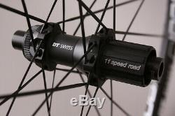 DT Swiss C 1800 Road CX Gravel Bike Disc Wheelset Convertible Hubs 12/15mm or QR