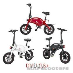 DYU D3+ VIP Electric Bikes 10.4 High spec Road Legal electric scooter