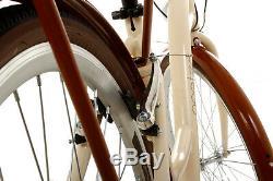Damenfahrrad mit Korb Citybike Damenrad GOETZE Style 28 Zoll 6 Gang Cityrad