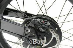 Duty Free Risunmotor Ebike 72V 5000W FC-1 Stealth Bomber Mountain Electric Bike