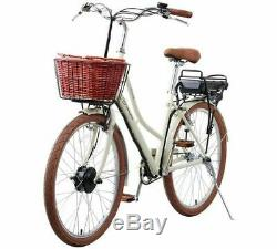 EBike Breeze 26 Inch Electric Heritage Hybrid Bike MANUFACTURER REFURBISHED