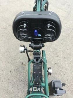 EBike Electric Bicycle Folding Bike 250W Professional Commuter
