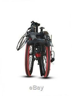 ECOSMO 20 Brand New Folding City Bicycle Bike 21SP SHIMANO 20F03BL