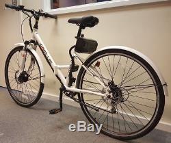 EPlus Commute Electric Folding Bike 700c Wheel MANUFACTURER REFURBISHED