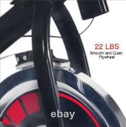 EVOLVE Exercise Bike withBLUETOOTH SPORTS APP Cycle Indoor Training 10KG Flywheel