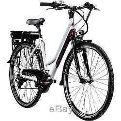 E Bike 700c Trekkingrad Pedelec Zündapp Z802 Elektrofahrrad 21 Gänge 28 Zoll Rad