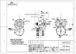 E-Bike Umbausatz BAFANG BBS02 48V 750W Mittelmotor Umrüstsatz Farbdisplay USB