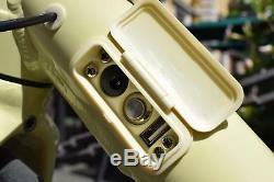 E-bike Ebike Singlespeed Retro Vintage Unsichtbare Batterie Nur 14kg V2 Riemen