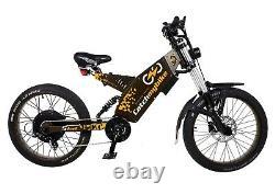 Electric Bike 48-72V, 500 5000W based on frame Teleport Prime 90mm, 120mm