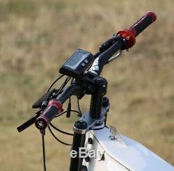 Electric Bike, E-mtb, Stealth bomber, 12000Watt 72 48ah Uk authorised dealer