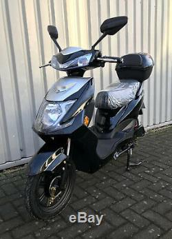 Electric Bike Scooter Moped UK Road Legal No Licence Tax Insurance needed YW1