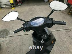 Electric Bike Scooter Moped UK Road Legal No Licence Tax Insurance needed YW3