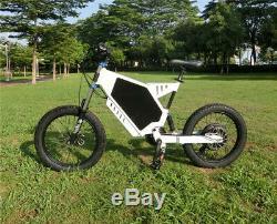Electric bicycle eBike Stealth Bomber e-Bike 2000W