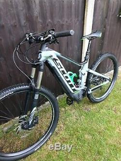 Electric mountain bike (E-Bike)