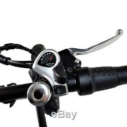 Elektro Fahrrad Fatbike DAS. BIKE 20 ALU Klappbar Faltrad E-Bike Elektrofahrrad