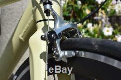 Elektrofahrrad E-bike Ebike Bavarian Vintage Retro Unsichtbare Batterie Nur 14kg