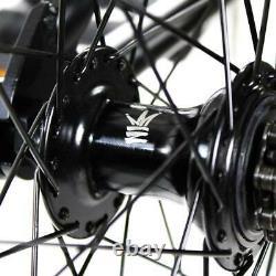 Elite 20 BMX Stealth Bicycle Freestyle Bike 1 Piece Crank White NEW 2021
