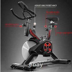 Exercise Bike/Cycle Training Indoor Fitness Gym Bicycle Workout Indoor Home UK