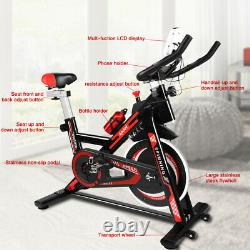 Exercise Bike Home Use Gym Bicycle Cycling Cardio Fitness Training Workout Bike