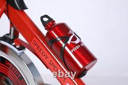 Exercise Bike Indoor Fitness Aerobic Training Cycle 10kg Flywheel Hand Pulse