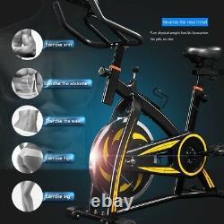 Exercise Bike Studio Cycle Indoor Training 12kg Spinning flywheel UK