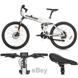 FLYING DONKEY Pedelec Mountainbike E-Bike Full-Suspension Elektro-Fahrrad eBike