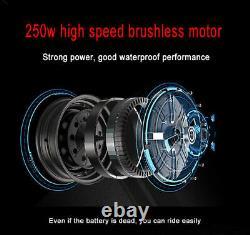 FRIKE Electric Mountain Bike E-Bike 35kmh 250W 10Ah 36V 26 Wheels