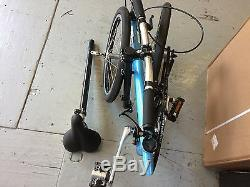 Folding Bicycle. Bike Friday PAKIT. Gates Belt Drive. NEW