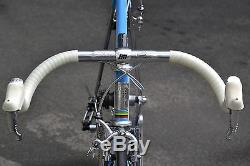 Francesco Moser 51.151 Crono TT Time Trial Campagnolo Super Record World Record