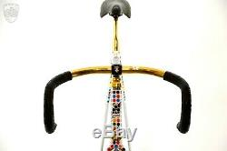 Futura2000 Colnago Master Pista Track Bike Fixed Gear 56cm c-c Campagnolo GOLD