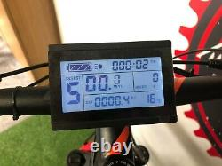 GIANT ATX HIGH POWER E-BIKE FAST ELECTRIC MOUNTAIN BIKES 52V 2000w